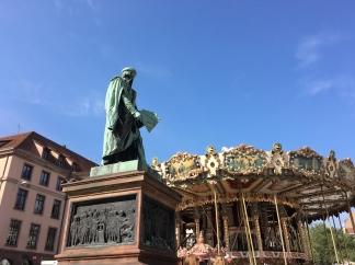 Johannes Gutenberg Denkmal