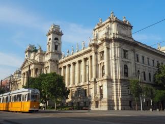 Budapests Tram