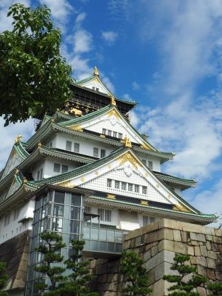 Hideyoshi's Osaka Castle