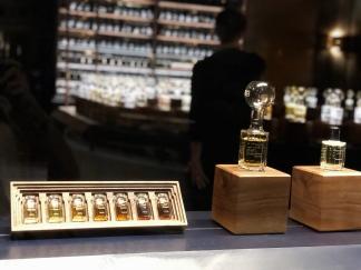 Perfume Shops in Milan.